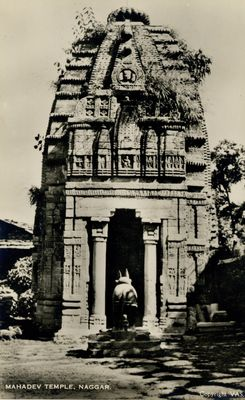 Mahadev Temple. Naggar.